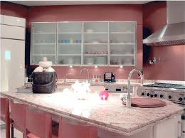 pink kitchen decor contemporary modern retro casual decorating ideas