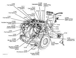 ford escape 2 3l engine diagram diy wiring diagrams \u2022  at 2006 Ford Escape Xlt 2 3l Engine Wiring Diagram