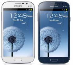 On Samsung Galaxy Grand Duos i9082