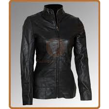 i robot bridget moynahan black jacket women s leather jacket uk