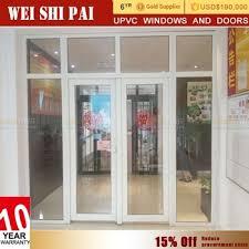 office entrance doors. Simple Doors White Upvc Office And Apartment Door Entrance Doors  Frameless Glass  Restaurant Hotel Inside