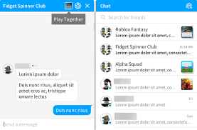 Roblox How To Get Chatting And Playing With Friends Roblox Support