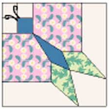 Friday Freebie: Vintage Pieced Butterfly Quilt Pattern Download ... & butterfly block Friday Free Quilt Patterns: Vintage Pieced Butterfly Quilt  Pattern Adamdwight.com