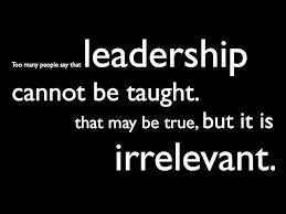 Leadership Motivational Quotes Impressive Leadership Quotes Born Or Made EnrichWise