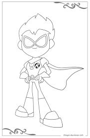 Teen Titans Go Giochi Da Colorare Online E Disegni Da Stampare E