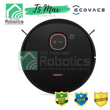 Mod 2021]Ecovacs DEEBOT T5 HERO | T5 Max Robot Hút Bụi - Robot lau nhà -  Hàng mới 100% Chính hãng - Giá tốt nhất chính hãng 5,450,000đ