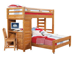 Alluring Single Over Double Bunk Bed with Bunk Bed With Desk Over Double