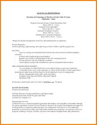 10 Part Time Jobs Resume Informal Letters
