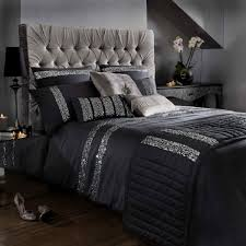 amazing black and silver bedding silver bedding sets king bed bath inside throughout black and silver comforter sets popular