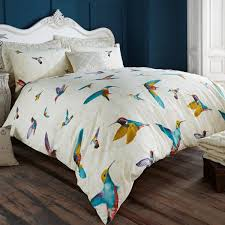 humming bird duvet cover with pillowcase quilt cover bed bird comforter