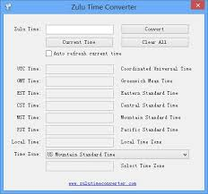 Zulu Time Conversion Chart Pdf Abiding Converting To Zulu Time Military Conversion Table