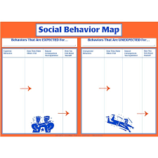 Social Behavior Maps/Worksheets - Ms. Iuliana's Social Skills ...