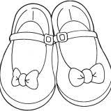 You can use our amazing online tool to color and edit the following nike shoes coloring pages. My Shoes Coloring Page Coloring Sky
