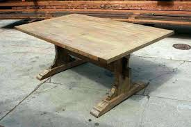 dining table base ideas unique bases live edge unusual round coffee for modest room trendy rectangular