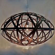 ball pendant lighting. bali ball oval timber pendant ball lighting