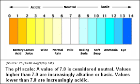 what is acid rain and how does it affect the environment ph scale