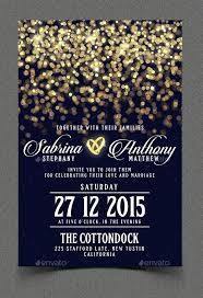 37 Awesome Psd Indesign Wedding Invitation Template