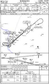 Ifr Terminal Charts For Cairo Heca Jeppesen Heca