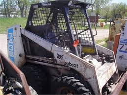 machinerytrader com bobcat 743 for 27 listings page 1 1984 bobcat 743b at machinerytrader com