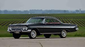 1961 Chevrolet Impala SS 409 Bubble Top | F65 | Monterey 2013