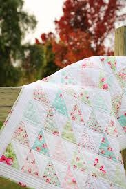 Best 25+ Quilts ideas on Pinterest | Quilting, Quilt patterns and ... & half square triangle quilts, HST quilts, charm pack quilts, charm squares  quilt, Adamdwight.com