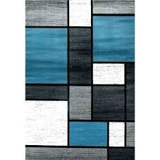 black white green area rug teal great attractive and grey rugs home plan inside silver