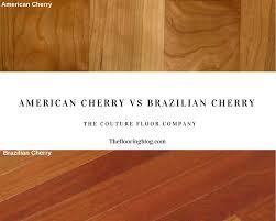 american cherry vs brazilian cherry