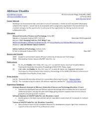 Civil Engineering Student Resume Format Freshers Resume Format For