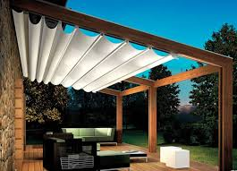 N Deck Awning Ideas Pergotenda Retractable Outdoors