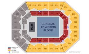 Charleston Wv Civic Center Seating Chart North Charleston Coliseum Virtual Seating Chart