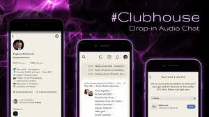 Clubhouse: Drop-in Audio Chat