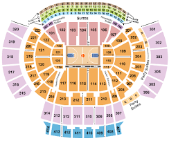 State Farm Arena Seating Chart Rows Seat Numbers And Club