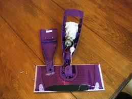 disassemble a swiffer wetjet mop steps