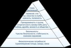 Анализ потребности удовлетворяемой товаром выбранным в  Анализ потребности удовлетворяемой товаром выбранным в качестве объекта маркетингового исследования