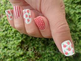 Nail Art - Vintage Roses + Tutorial | Hi Bee's Outra semanin… | Flickr