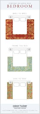 bedroom rug placement. Bedroom-area-rug-size-layout-min Bedroom Rug Placement A