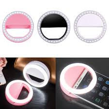Led Light Phone Ring Us 3 01 18 Off Led Flash Light Up Universal Mobile Phone Selfie Luminous Ring Clip Portable High Light Smart Mobile Phone Makeup Light Camera In