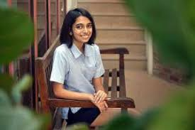 two singaporeans receive the queen s commonwealth essay  gauri 13 is the winner of the junior category in the queen s commonwealth essay