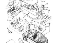 kenmore vacuum model 116. riccar vacuum wiring diagram, pro team filter queen diagram kenmore model 116