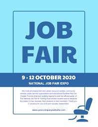 Flyer Examples Job Fair Flyer Template Job Fair Flyer Template Event