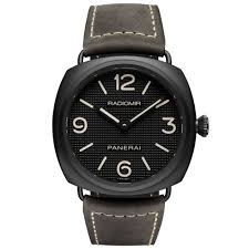 officine panerai watches at berry s jewellers official retailer officine panerai radiomir ceramica 45mm black dial manual men s watch