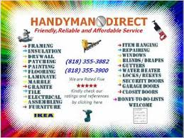 handyman business handyman van nuys sherman oaks granada hills north hollywood