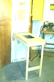 fold up wall table mounted down plans laundry tabl fold up table out wall