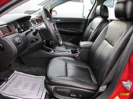 Ebony Black Interior 2008 Chevrolet Impala LTZ Photo #59164622 ...