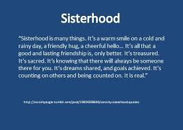 Sisterhood Quotes Beauteous Sisterhood Quote 48 Sisterhood Pinterest Zeta Phi Beta And