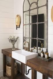 Best  Industrial Mirrors Ideas On Pinterest - Trim around bathroom mirror