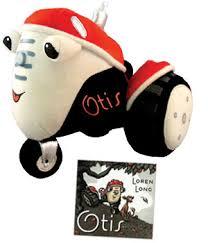 otis the tractor. otis the tractor