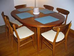 teak dining room table and chairs. Teak Dining Room Table And Chairs 3 U