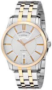 25 best ideas about mens silver watches maurice lacroix men s pontos analog display swiss automatic silver watch top men watches the particular timepiece face will be protected by way of a anti