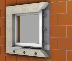 Sicherer Halt Für Fenster Und Türelemente In Der Dämmebene